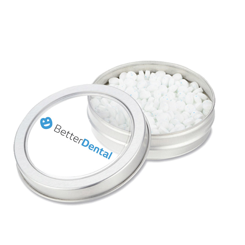 Small Top View Tin-MicroMints®