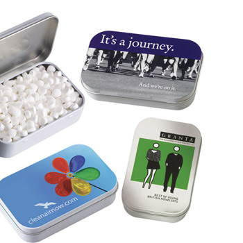 Rectangular Tin - MicroMints®