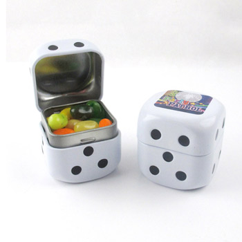 Roll the Dice Tin-Jelly Belly®