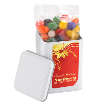 Canister Tin - Jelly Beans