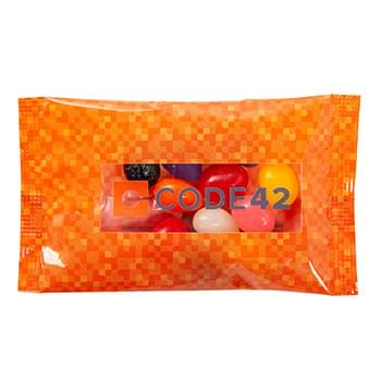 1oz. Full Color DigiBag™ with Assorted Jelly Beans