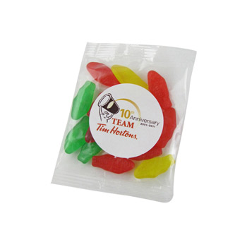1oz. Goody Bags - Assorted Swedish Fish