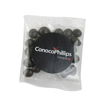 1oz. Goody Bags - Dark Chocolate Espresso Beans
