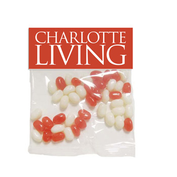 Large Header Bags - Gourmet Jelly Beans