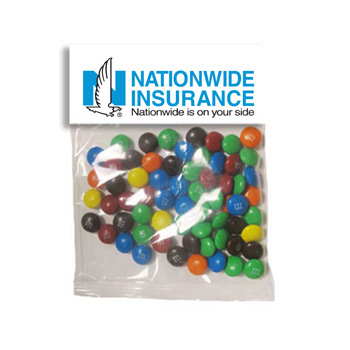 Large Header Bags - M&M's