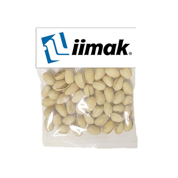 Large Header Bags - Jumbo Pistachios