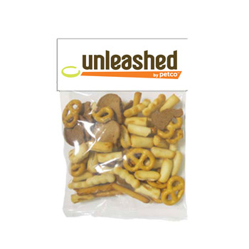 Large Header Bags - Gardetto Snack Mix