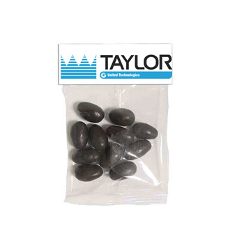 Small Header Bags - Dark Chocolate Almonds
