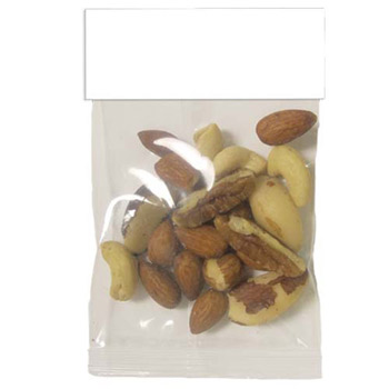Small Header Bags - Deluxe Mixed Nuts