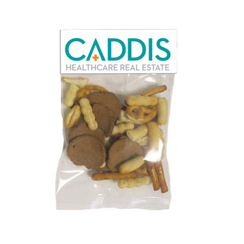 Small Header Bags - Gardetto Snack Mix
