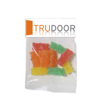 Small Header Bags - Sour Patch Kids