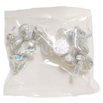 2oz. Handfuls - Hershey's Chocolate Kisses