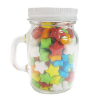 Glass Mini Mason Jars - Starzmania