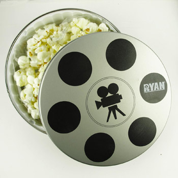 Movie Reel Tin - Butter Popcorn