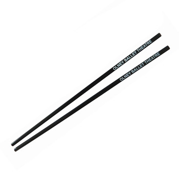Black Chop Sticks
