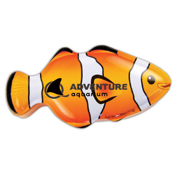 Clown Fish Fish Tin with Sour Fruit