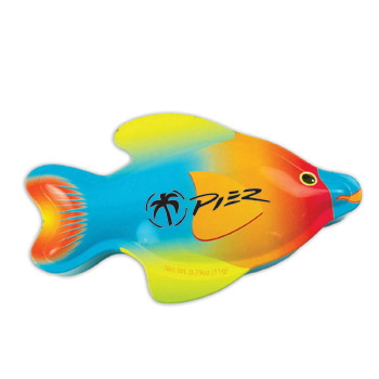 Angel Fish Fish Tin with Sour Fruit