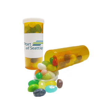 Small Promo Pill Bottles-Jelly Belly®