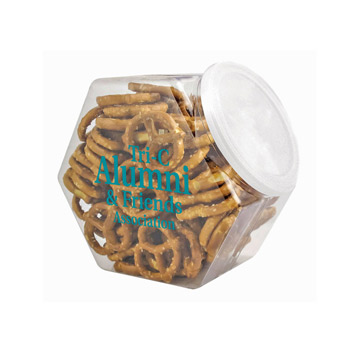 Penny Candy Jar - Salted Mini Pretzels