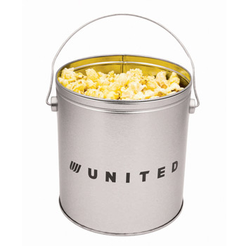 One Gallon Tin/Butter Popcorn