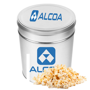Three and a Half Gallon Tin/Butter Popcorn