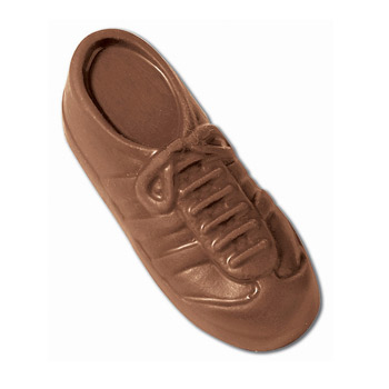 Chocolate Shapes-Sneaker
