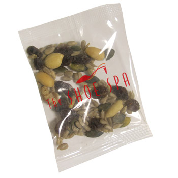 1/2oz. Snack Packs -  Raisin Nut Trail Mix