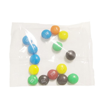 1/2oz. Snack Packs - M&Ms