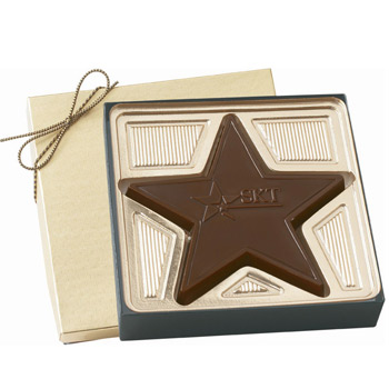 Chocolate Star