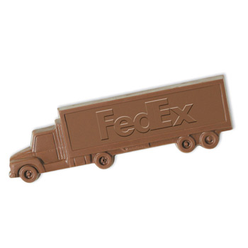 Chocolate Tractor Trailer (8 oz.)