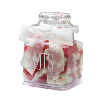 8oz Plastic Jar - Jelly Belly
